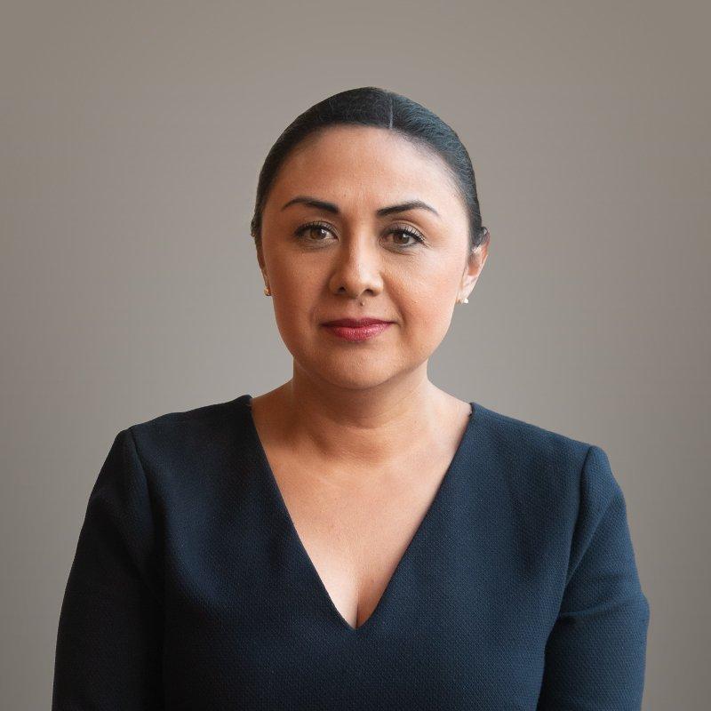 Carla Aguilar Roman - Directora General