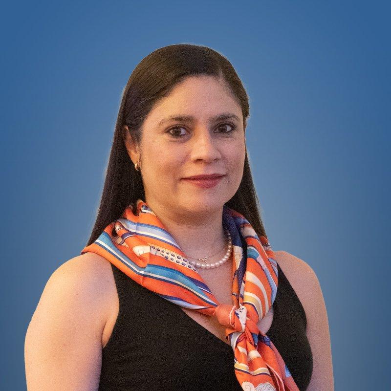 Julieta Ovalle Piedra - Secretaria