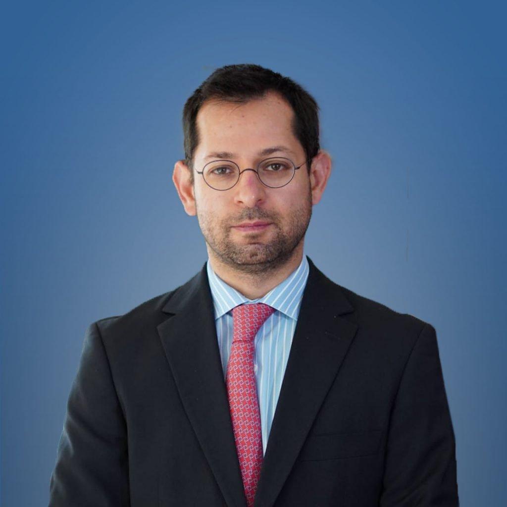 Luis Ignacio Vazquéz Ruiz - Tesorero