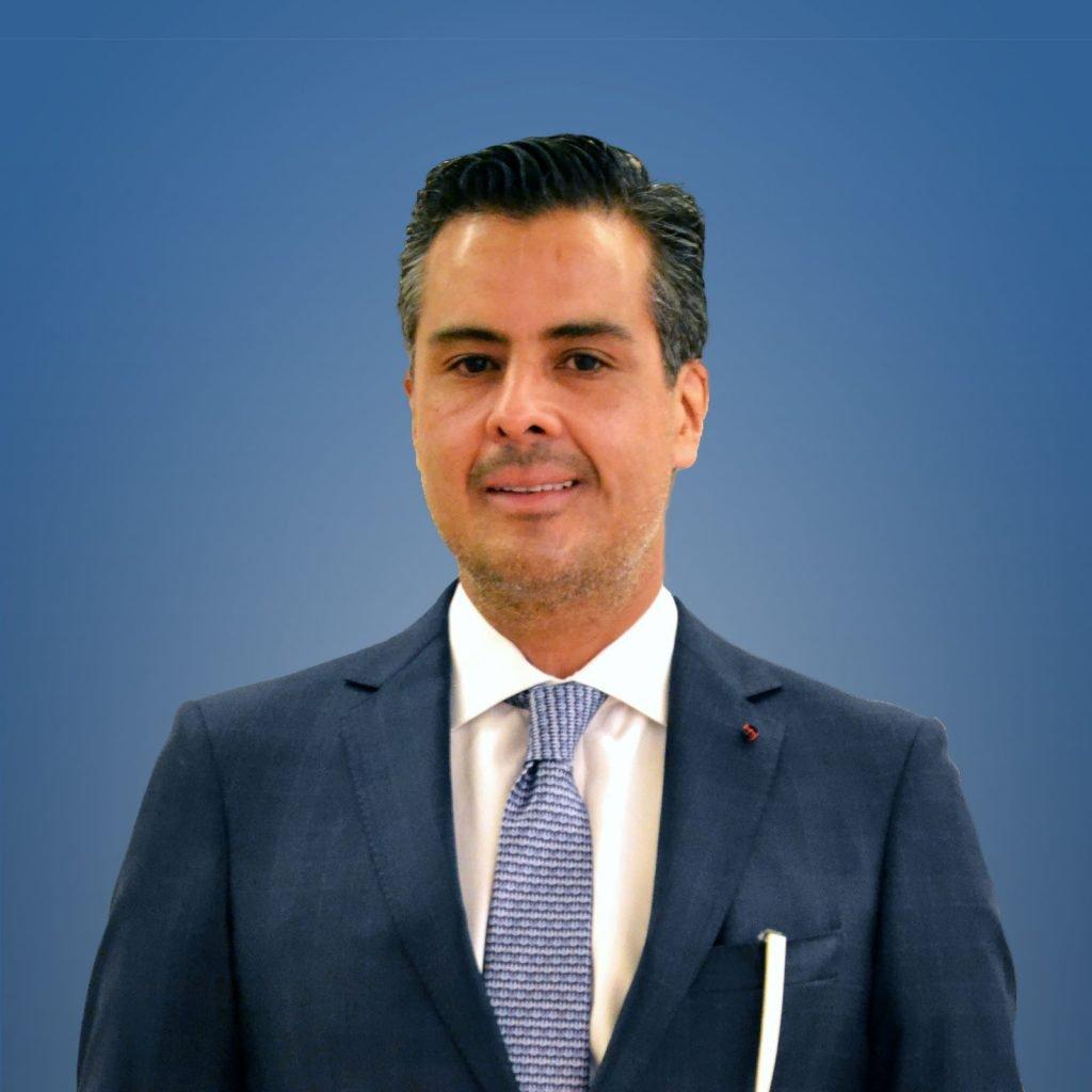 Ricardo Cervantes Sánchez - Vicepresidente