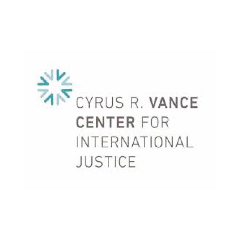 Asociación con Cyrus R. Vance Center